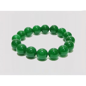 "Green Jade Stone or ""Stone of the heart"""