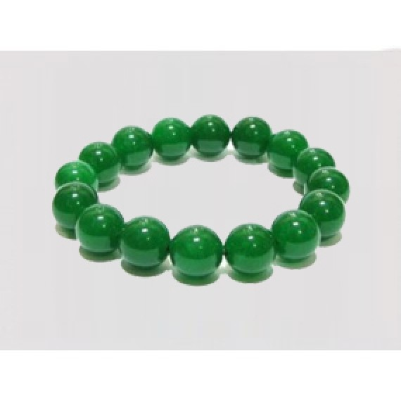 """Green Jade Stone or """"Stone of the heart"""""""